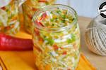 Sałatka warzywna w słoiku bez pasteryzacji